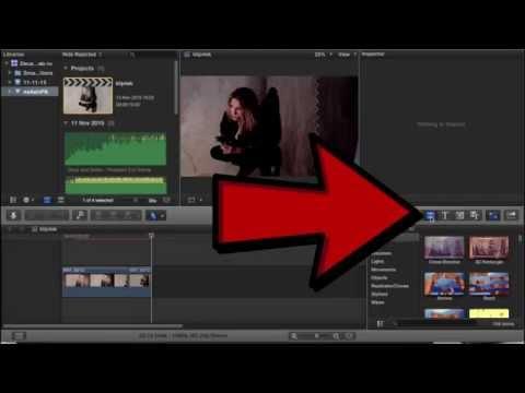 Начинаем работу с видео в Final Cut Pro X