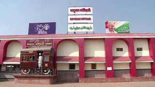 Bapudham Motihari Railway Station on Motihari Bihar