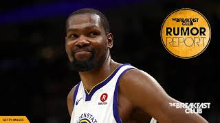 KevinDurant Among Four Brooklyn Nets Players Who Tested Positive For Coronavirus