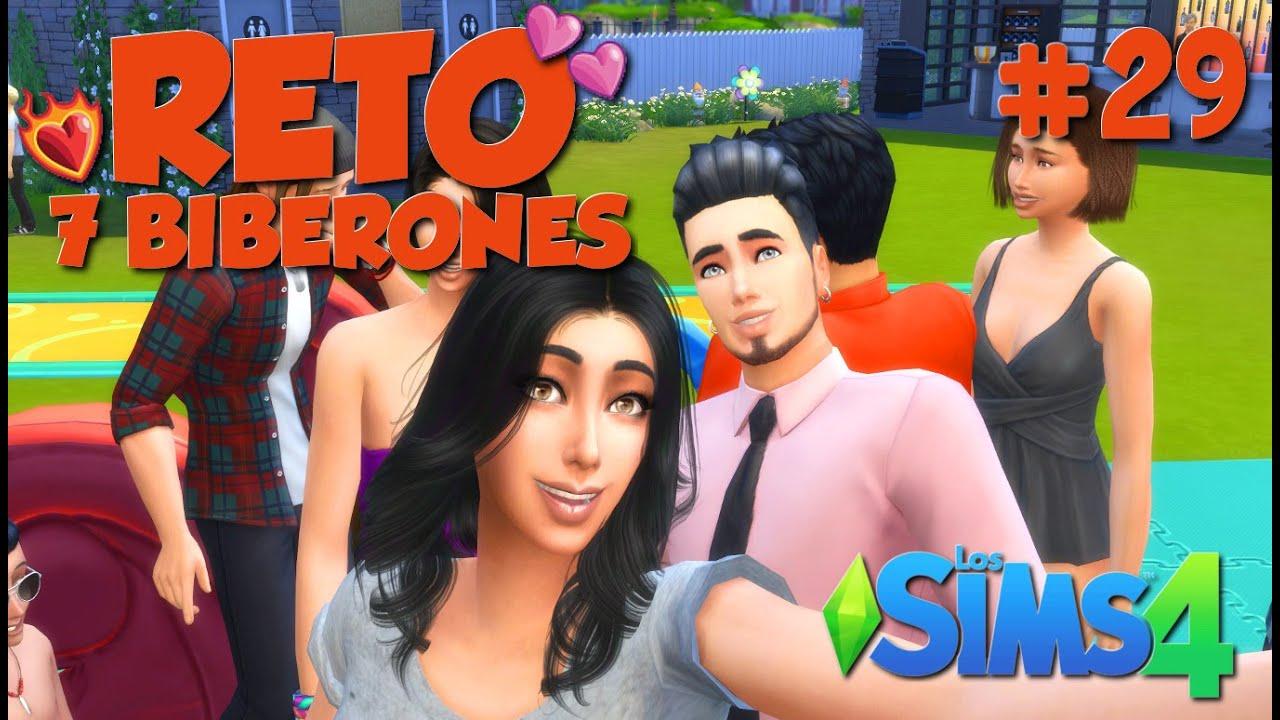 Reto 7 Biberones Los Sims 4 Quedada Familiar Ep 29 By Sra Simmer