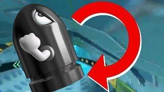 Mario Kart 7 Spinning Bullet Bill