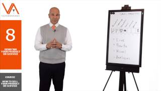 How to Sell Your Product or Service - Demonstrating Your Product  (Part 8 of 11) thumbnail