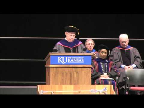 Commencement May 2014 - Doctoral Hooding Ceremony