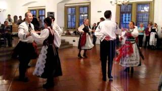 Münchner Tanzgruppe beim Deutsch-Kreuzer Treffen 2010 ~ 2. Tanz