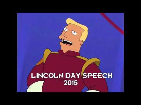 Zapp Brannigan presents Quotations From Donald J Trump #4 - YouTube