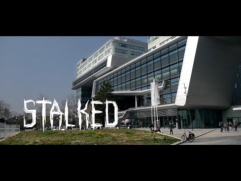 """STALKED """"Horror short film"""" 