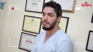 خاص بالفيديو.. الممنوع بعد تبييض الأسنان مع د.'عمرو التلباني'
