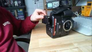 Frankencam: the Agfa Minolta Actioncam 3CCD digital camera