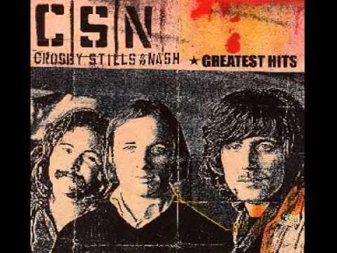 Crosby Stills & Nash : Just A Song Before I Go