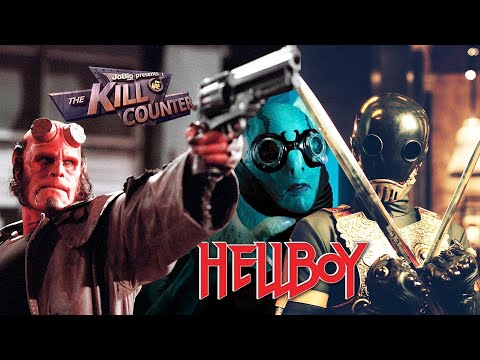 Hellboy - The Kill Counter