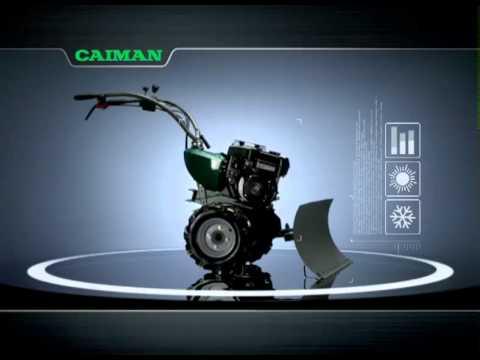 Профессиональный мотоблок Caiman VARIO 60S TWK