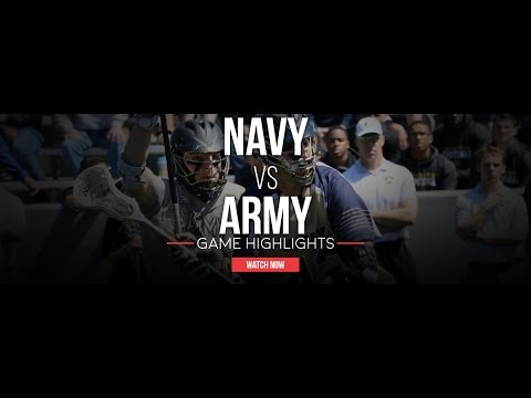 Navy Vs Army | 2016 College Highlights