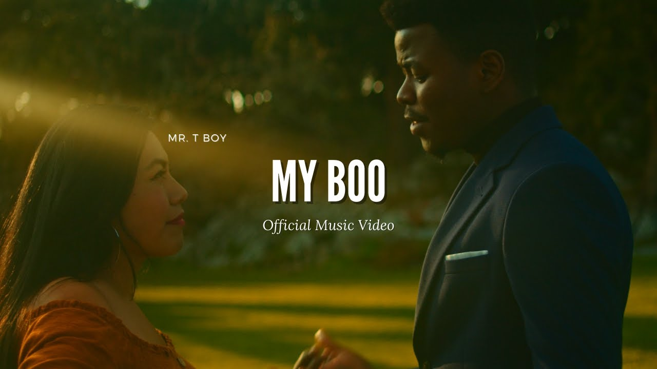 Mr T Boy - My Boo (Official Music Video)