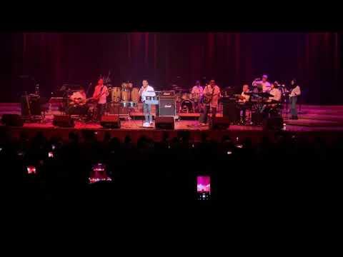 Zainal Abidin Feat. Headwind Live 01/01/2019 In Singapore