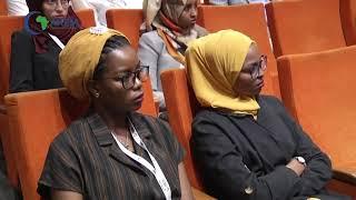 AFMED Afrika Medya Temsilcileri Eğitimi Programı açılışı