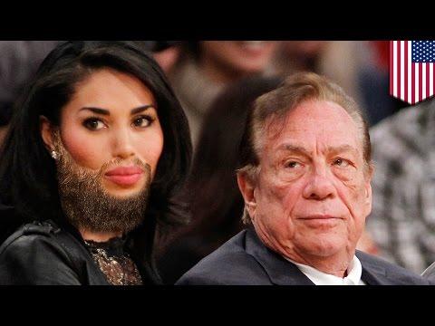 Gay et Raciste?: L'ex maitresse de Donald Sterling a déclaré que le vieil homme est gay