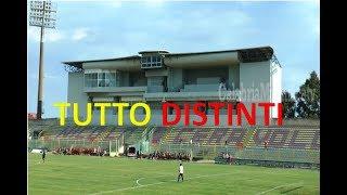 Tutto Distinti- Catania-Catanzaro 0-2...