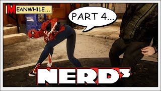 Nerd³ is Spider-Man - 4 - Spider Butt