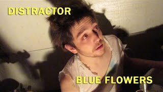Distractor - Blue Flowers
