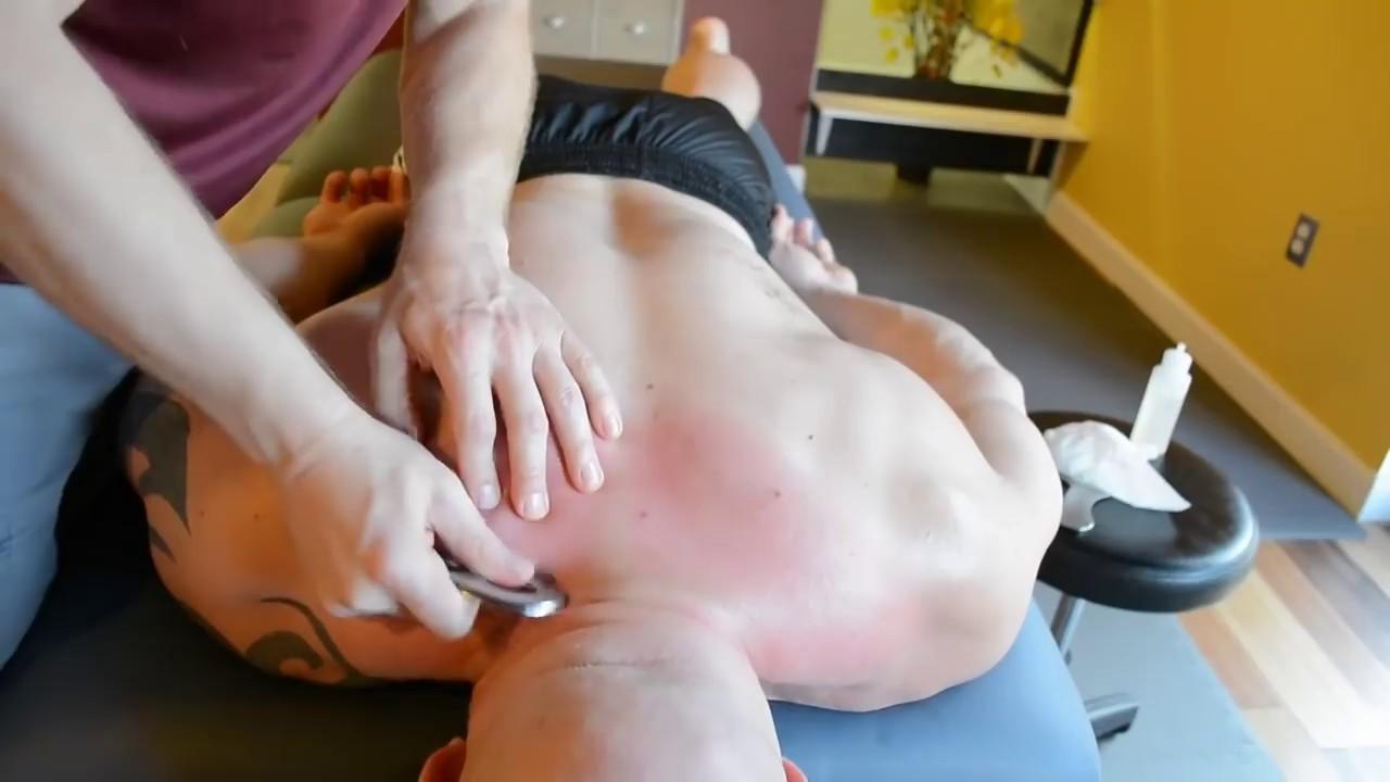 Extreme Bodybuilder Massage | Opening Up 4:15