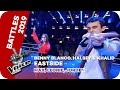 Benny Blanco, Halsey & Khalid - Eastside (Max, Leonie, Jorden) | Battles | The Voice Kids | SAT.1 Mp3
