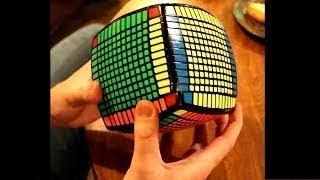 أشخاص يمكنهم حل مكعب روبيك السحري في ثواني قليلة فقط !!