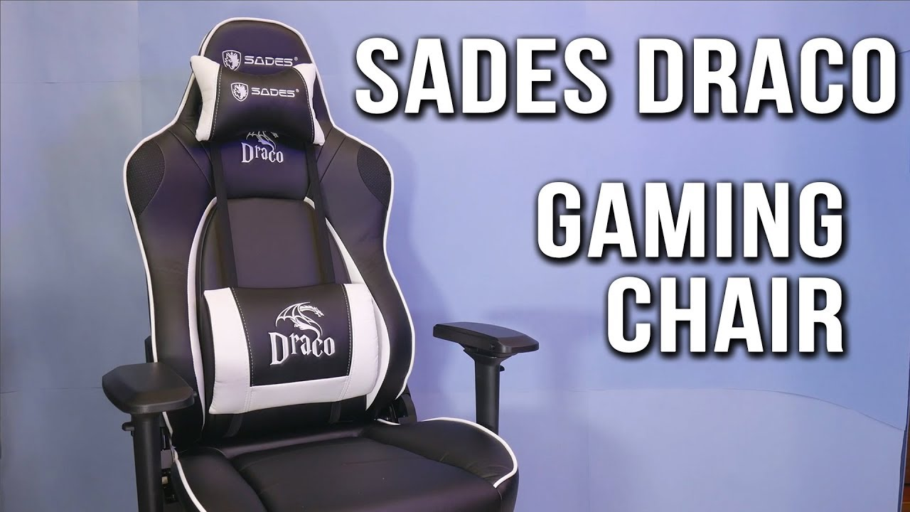Sadesdraco Gaming Chair Youtube Sades Draco Chaair