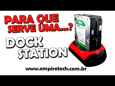 Dock Station | Para que serve? A EMPIRE explica !!!