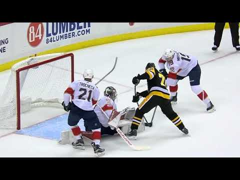 Florida Panthers vs Pittsburgh Penguins - October 14, 2017 | Game Highlights | NHL 2017/18