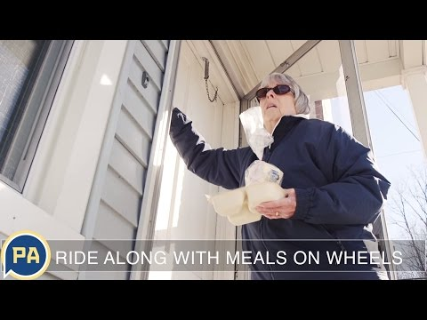 Video: Meals on Wheels ride along