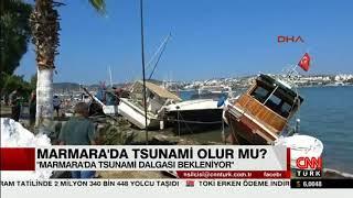 Kandilli'den deprem uyarısı (CNN Türk)
