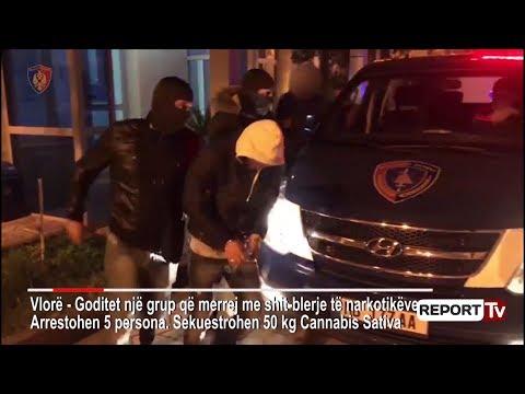 Ndjekje si në filma nga Vlora në Tiranë, kapen shitësit dhe porositësit e 100 mijë eurove drogë