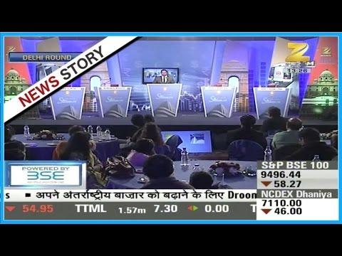 Sensex Ka Sultan season IV from Delhi round
