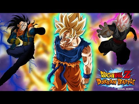 ANDROID 17 SUPER FARM!! BEST TEAMS TO RUN!? NEW BANNER TOMORROW | DRAGON BALL Z DOKKAN BATTLE