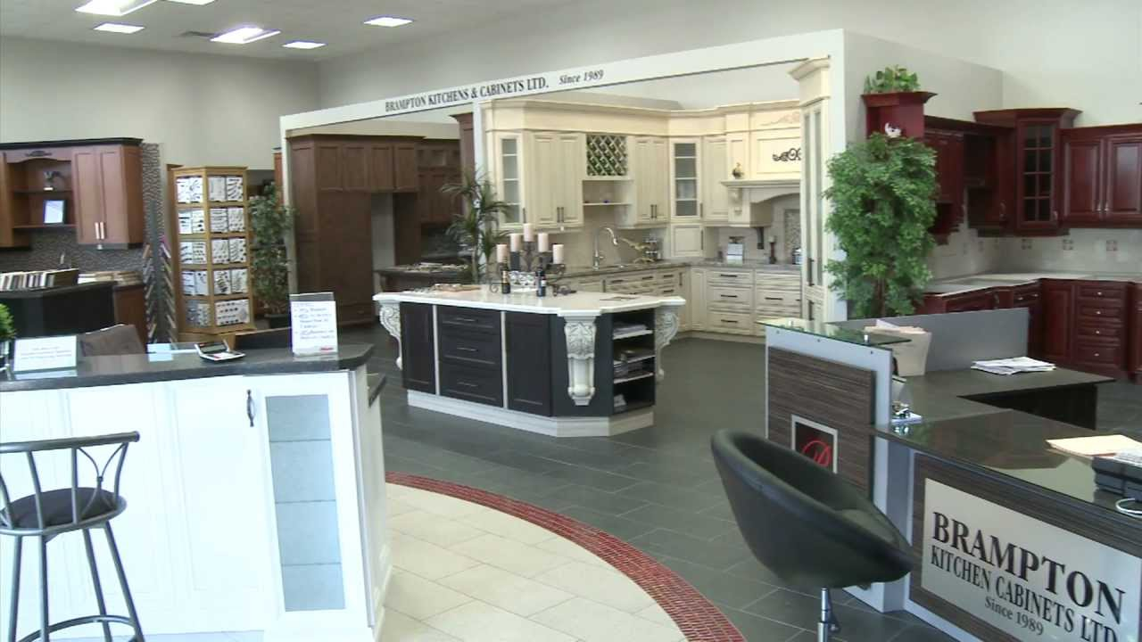 Br&ton West Shop Talk Br&ton Kitchen and Cabinets & Brampton West Shop Talk: Brampton Kitchen and Cabinets - YouTube