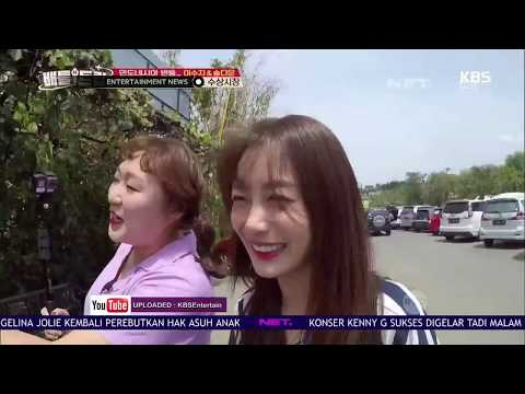Kota Bandung Masuk Di Variety Show Korea Battle trip