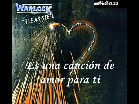 Doro y Warlock Love Song Subtitulado (Lyrics)