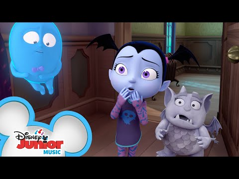 Vampirina's Singing Spell! | Vampirina | Disney Junior