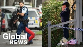 New Zealand shooting: Security expert compares attack to Port Arthur shooting