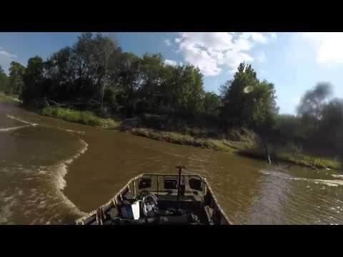 Gladewater to Kilgore Airboat Ride Sabine River