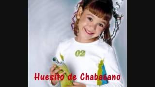 """Danna Paola - Mi Globo Azul """"Huesito de Chabacano"""""""