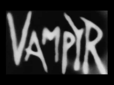 """World premiere of Gary Lucas'  live score for Dreyer's """"Vampyr"""" at AFI Silver 11/1/14"""