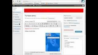 Наполнение сайта на Вордпресс контентом(, 2012-08-16T17:56:39.000Z)