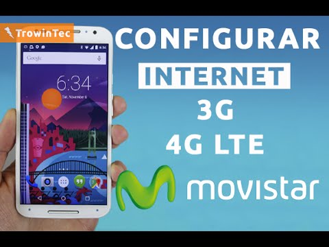 bd4992f4876 Configurar Internet 3G/4G LTE + MMS Movistar Perú 2019 ✅ - YouTube
