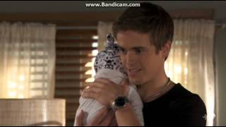 Home and Away - Kyle finds out his Nephew's Name (6202)