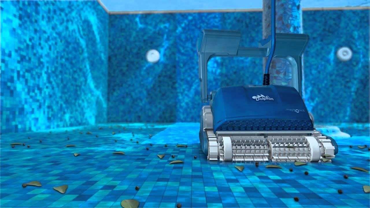 Dolphin Supreme M5 Liberty Maytronics Youtube