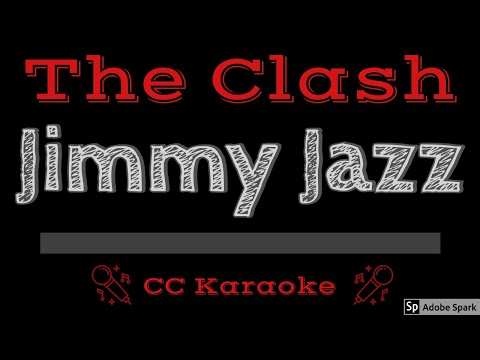 The Clash   Jimmy Jazz CC Karaoke Instrumental