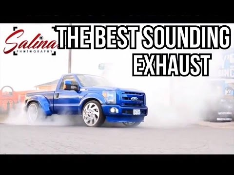 The BEST Sounding Exhaust for the truck and car scene! MUST HEAR