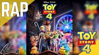 Rap De Toy Story 4 EN ESPAÑOL (DISNEY PIXAR) || Frikirap || CriCri :D