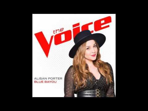 Alisan Porter   Blue Bayou   Studio Version   The Voice 10